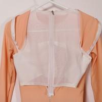 Vest with Separate Zip +£20.00
