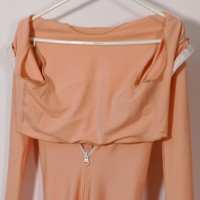 Vest with Built In Zip +£20.00