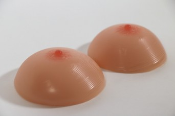 Round Breast Forms