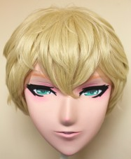 Alex Blond Hair Pre-made
